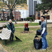 DOWNTOWN COMMUNITY CLEAN-UP PROGRAM