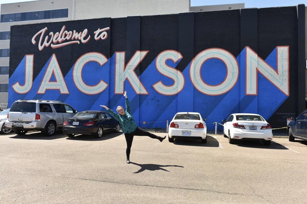 Downtown Jackson Walking Tour   More Than A Tourist, LLC