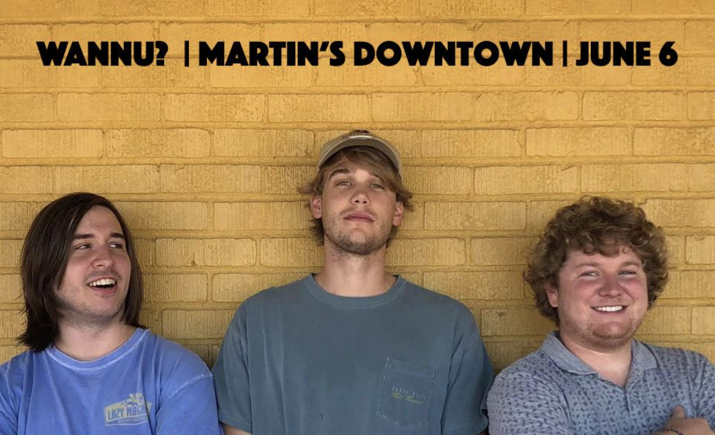 Wannu? Live at Martin's Downtown