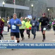 Thousands to fill Downtown Jackson for 13th annual MS Blues Marathon