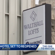 Historic hotel to reopen in April as lofts