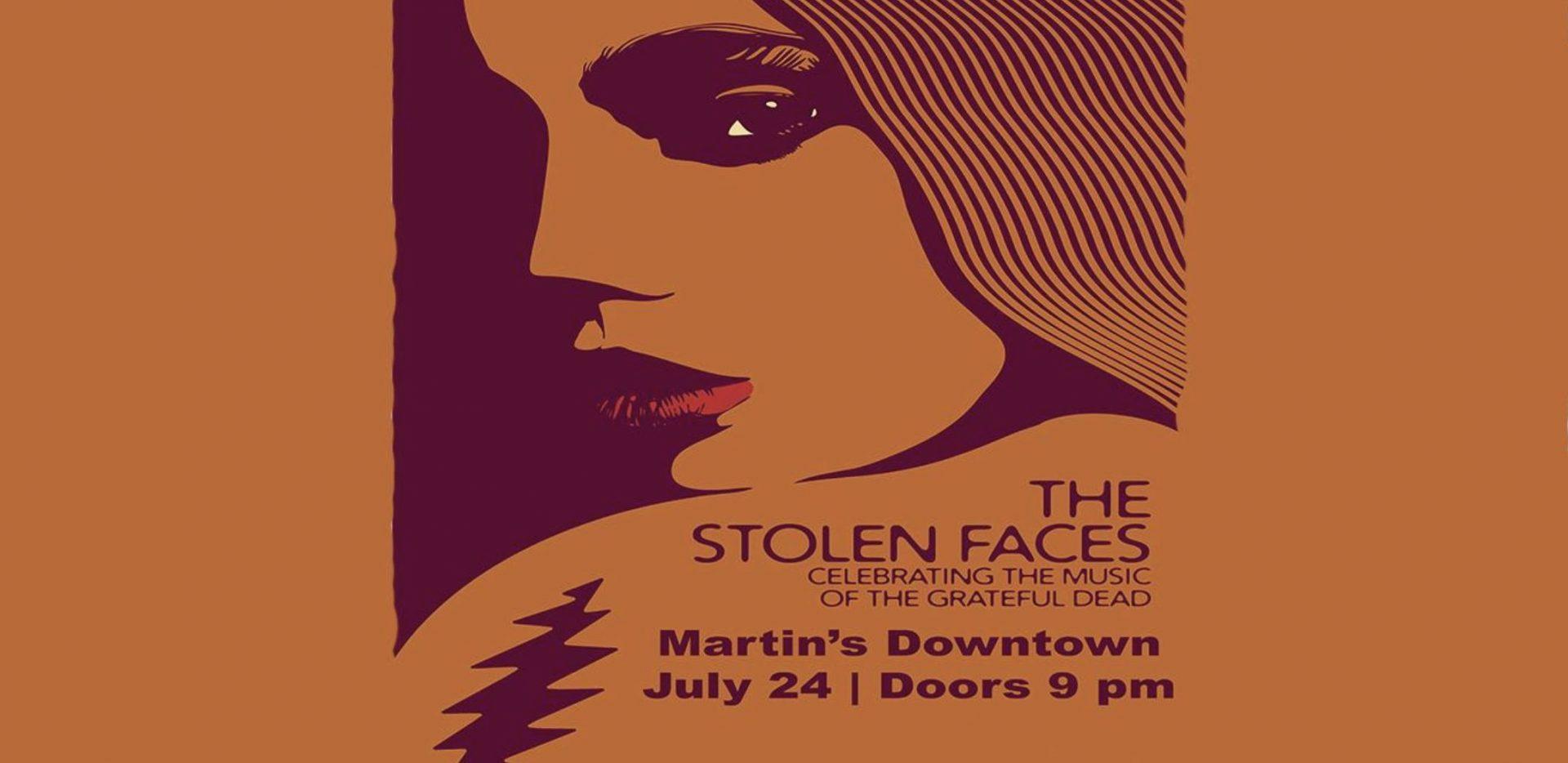 LIVE MUSIC: The Stolen Faces