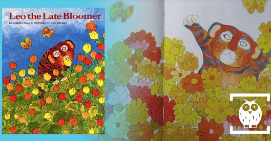 Look & Learn with Hoot | Leo the Late Bloomer
