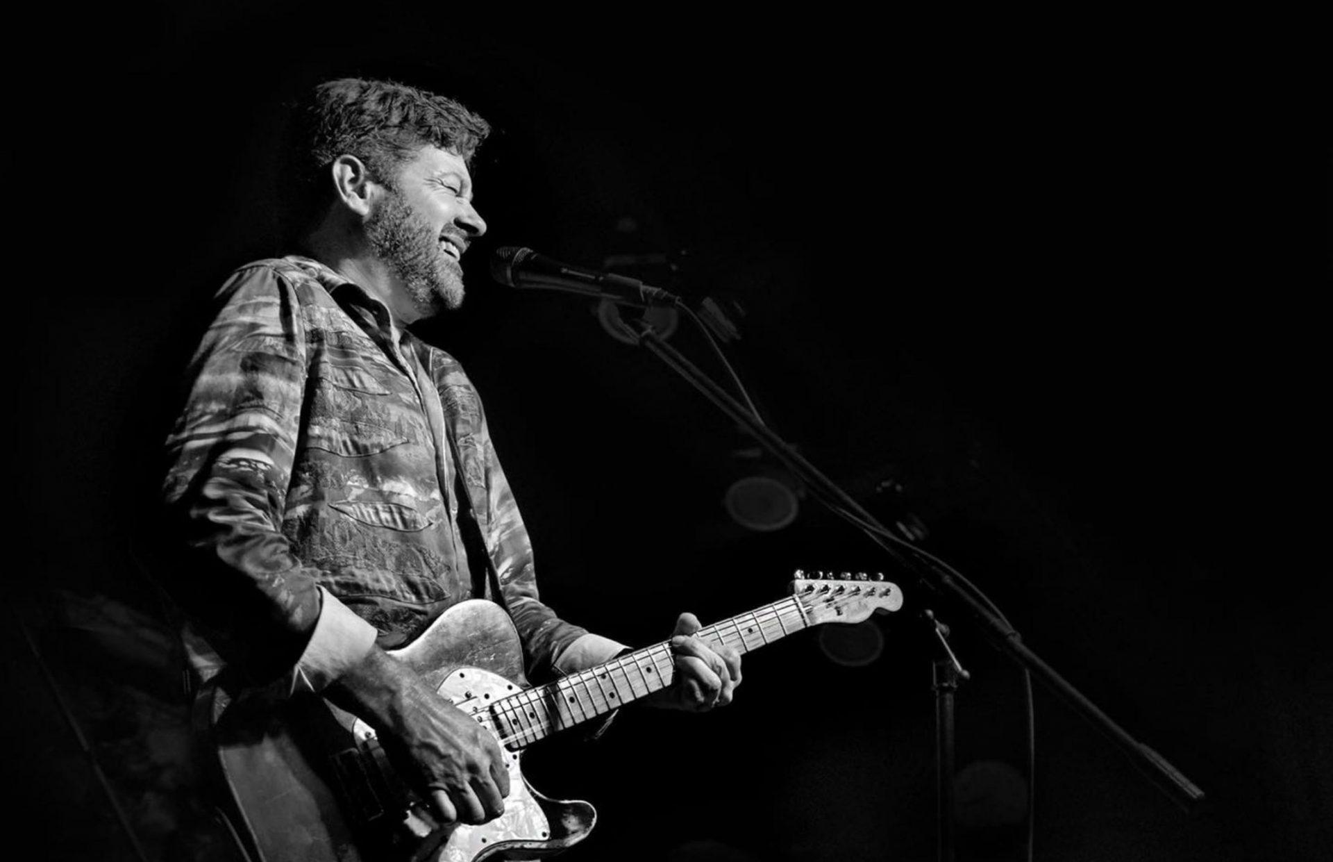 LIVE MUSIC: Tab Benoit