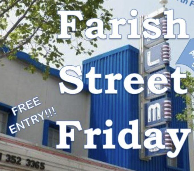 Farish Street Friday