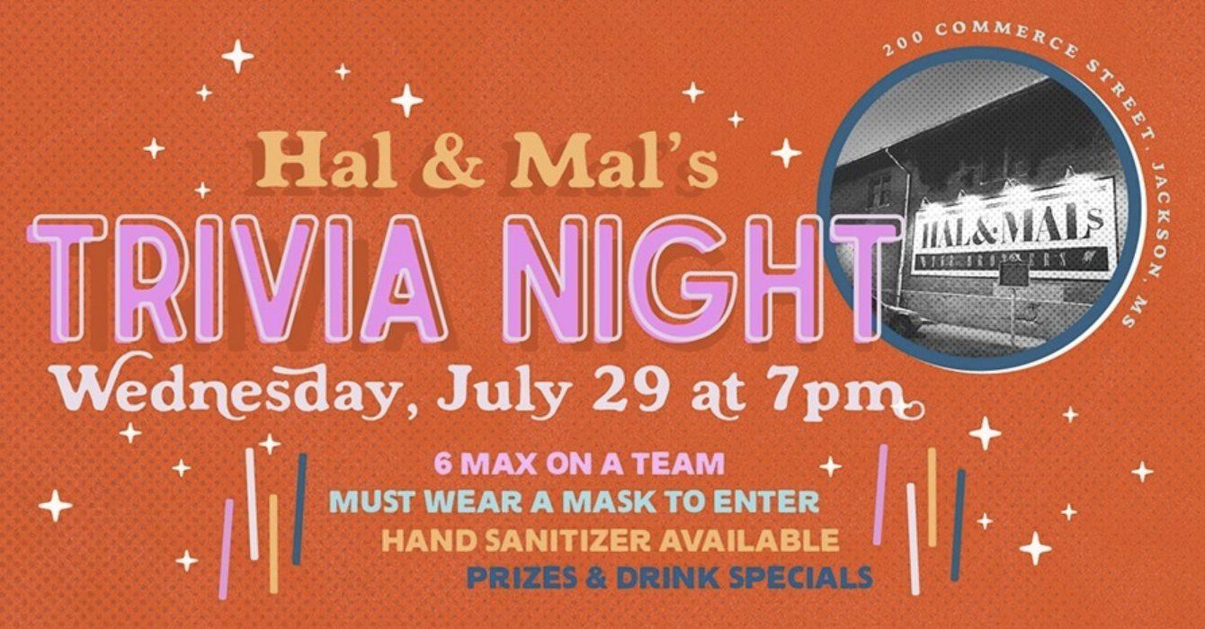 Trivia Night | Hal & Mal's