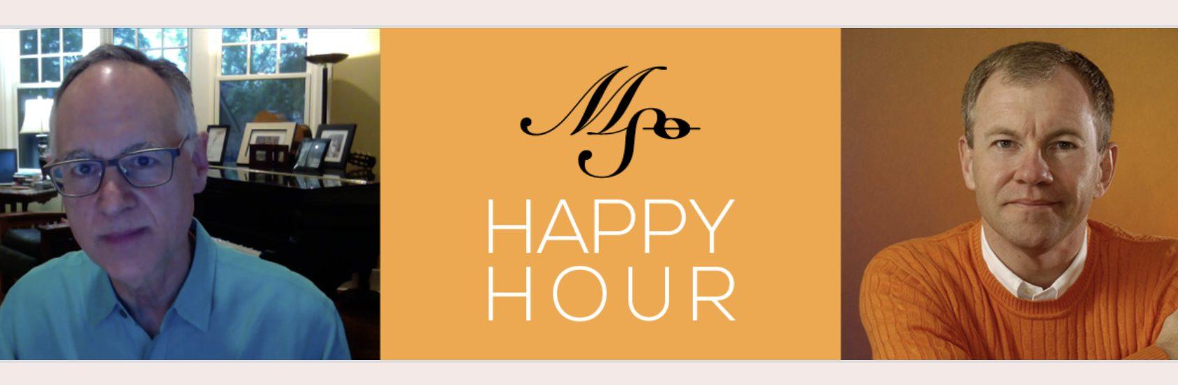 MSO Happy Hour: Anton Nel