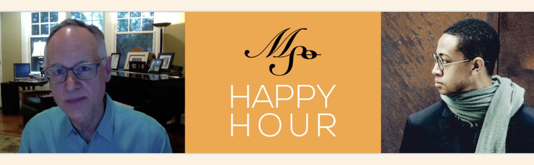 MSO Happy Hour: William Garfield Walker