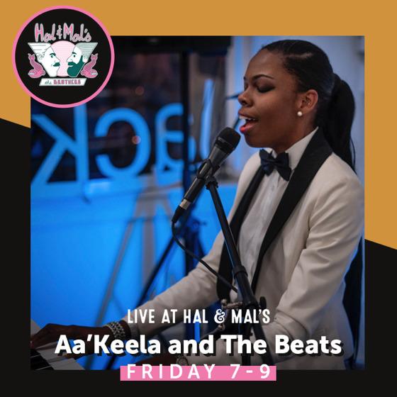 Aa'Keela and The Beats