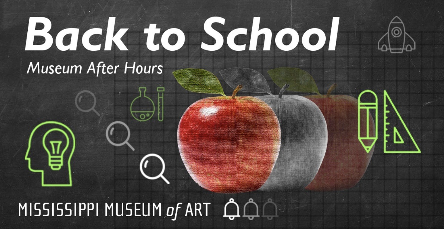 Museum After Hours | Back To School