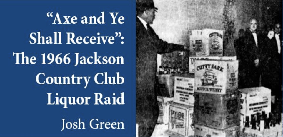 History is Lunch: The Jackson Country Club Raid