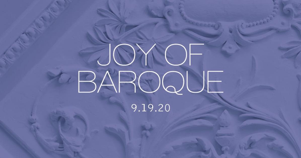Mississippi Symphony Orchestra: Chamber I – Joy of Baroque