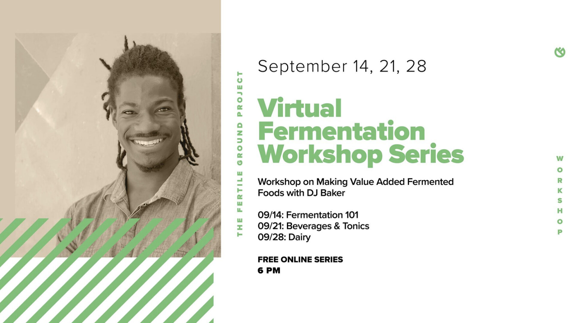 Virtual Fermentation Workshop Series