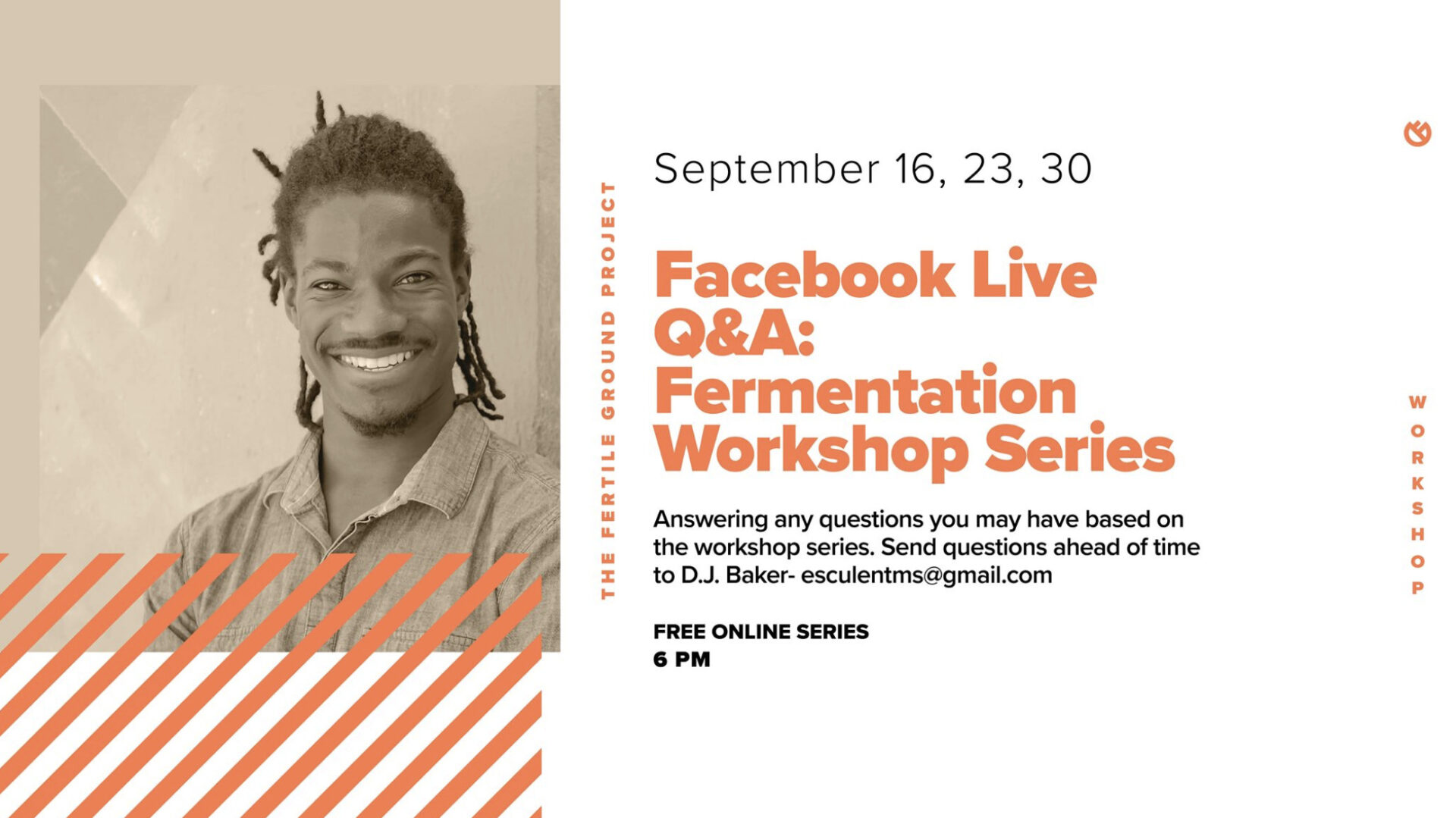 VIRTUAL FERMENTATION WORKSHOP SERIES: Live Q&A