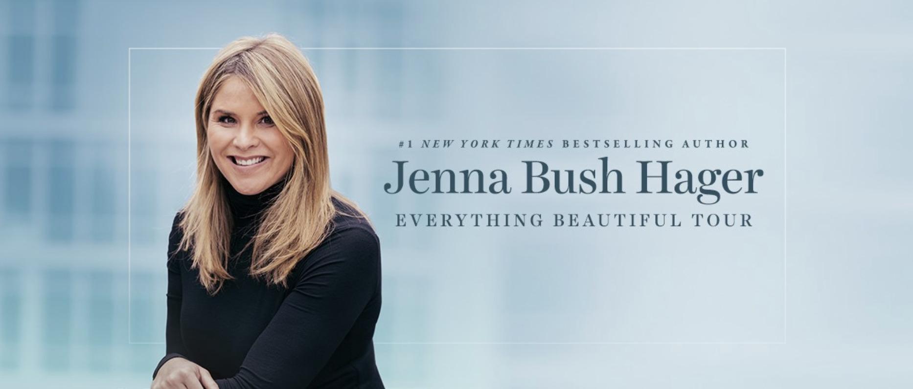 Jenna Bush Hager + Jackson, MS