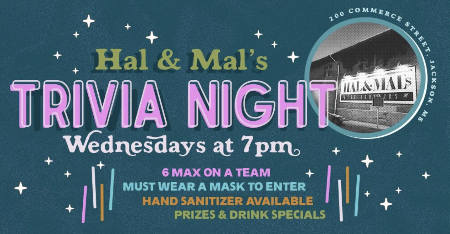 Trivia at Hal & Mal's