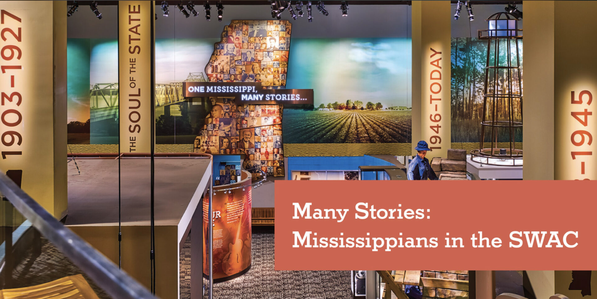 Many Stories Series: Mississippians in the SWAC