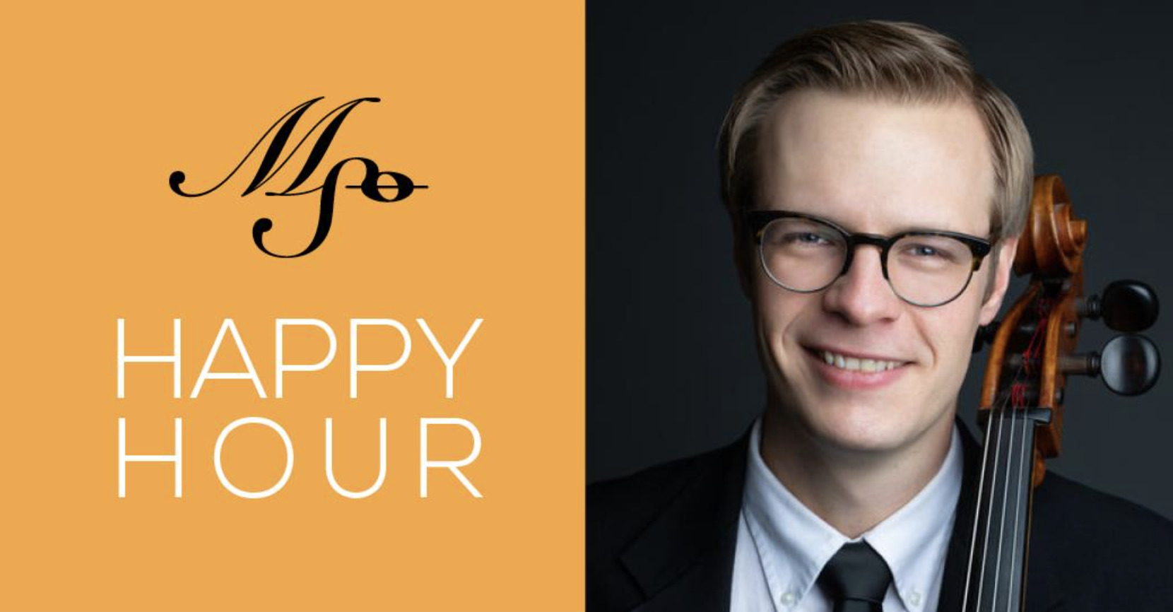 MSO Happy Hour with cellist Jesse Christeson