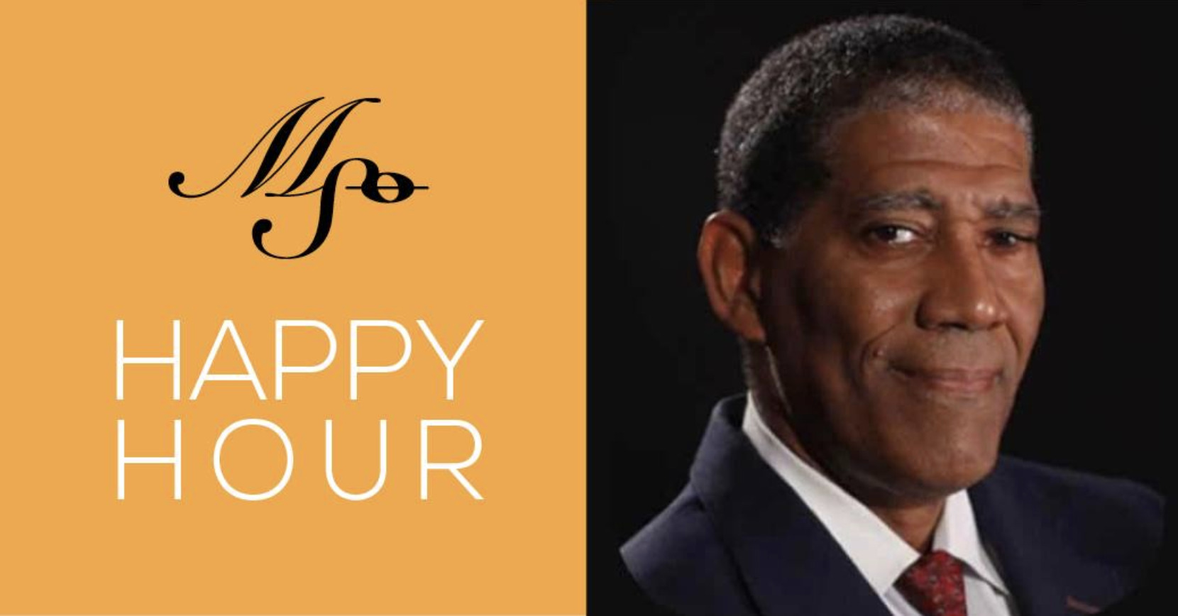 MSO Happy Hour with bass-baritone Laurence Albert