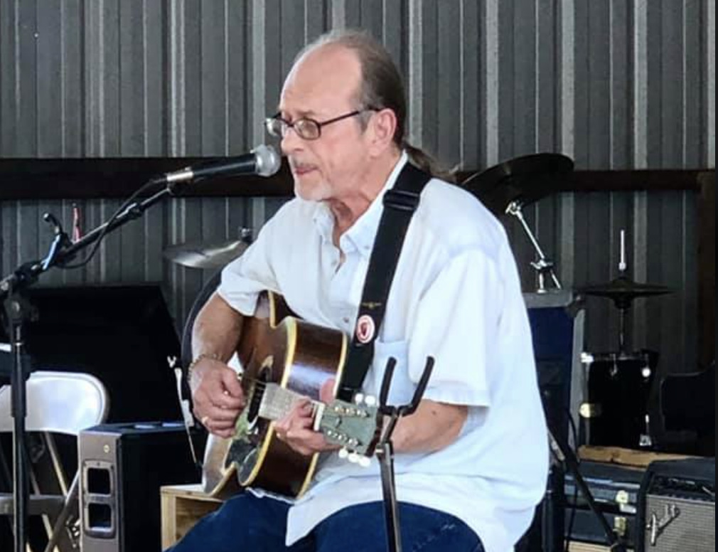 Steve Chester at the Iron Horse Grill