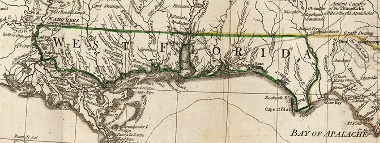 """History Is Lunch: Mike Bunn, """"The Gulf South in the Revolutionary Era"""""""
