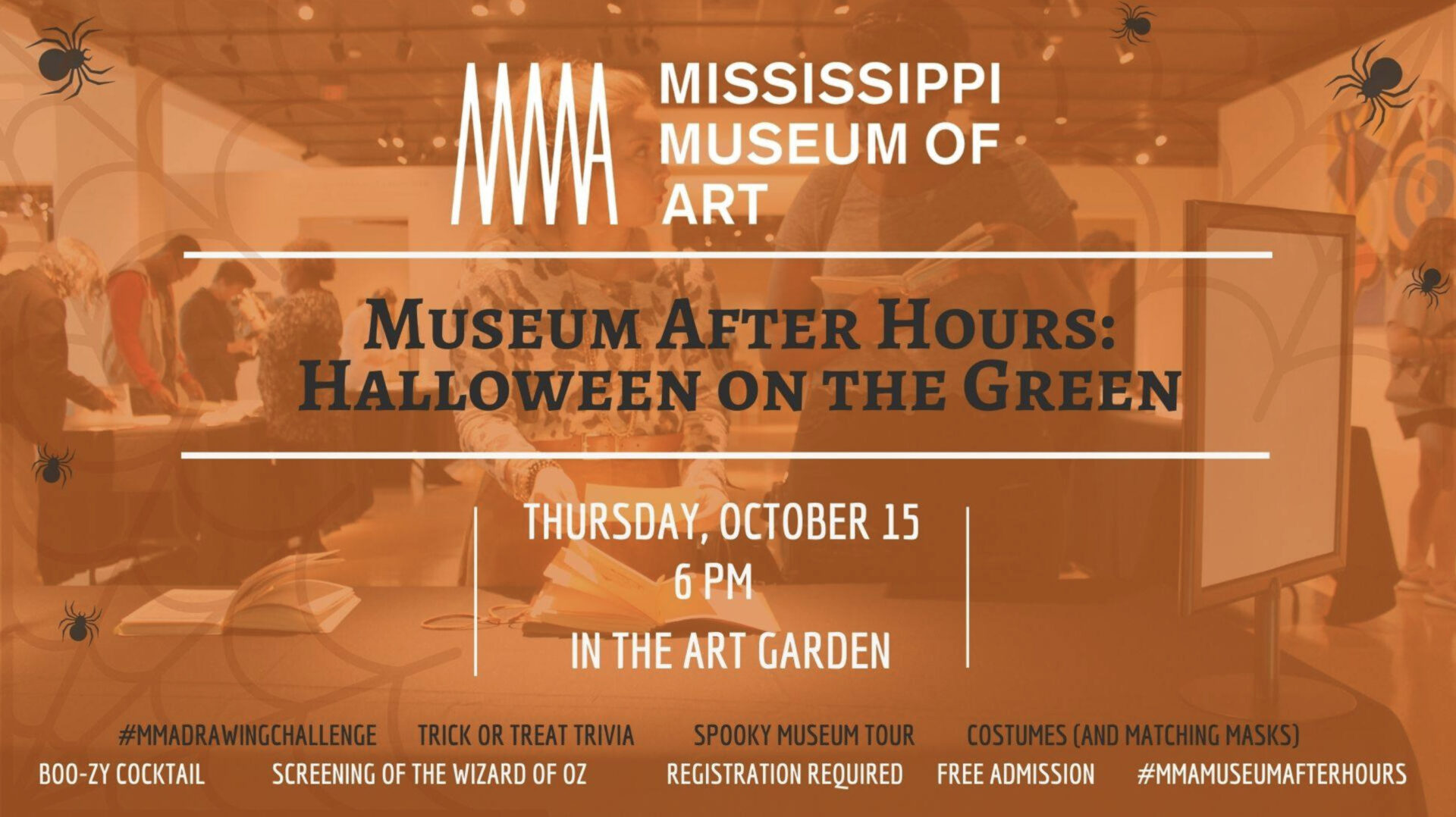 Museum After Hours | Halloween on the Green