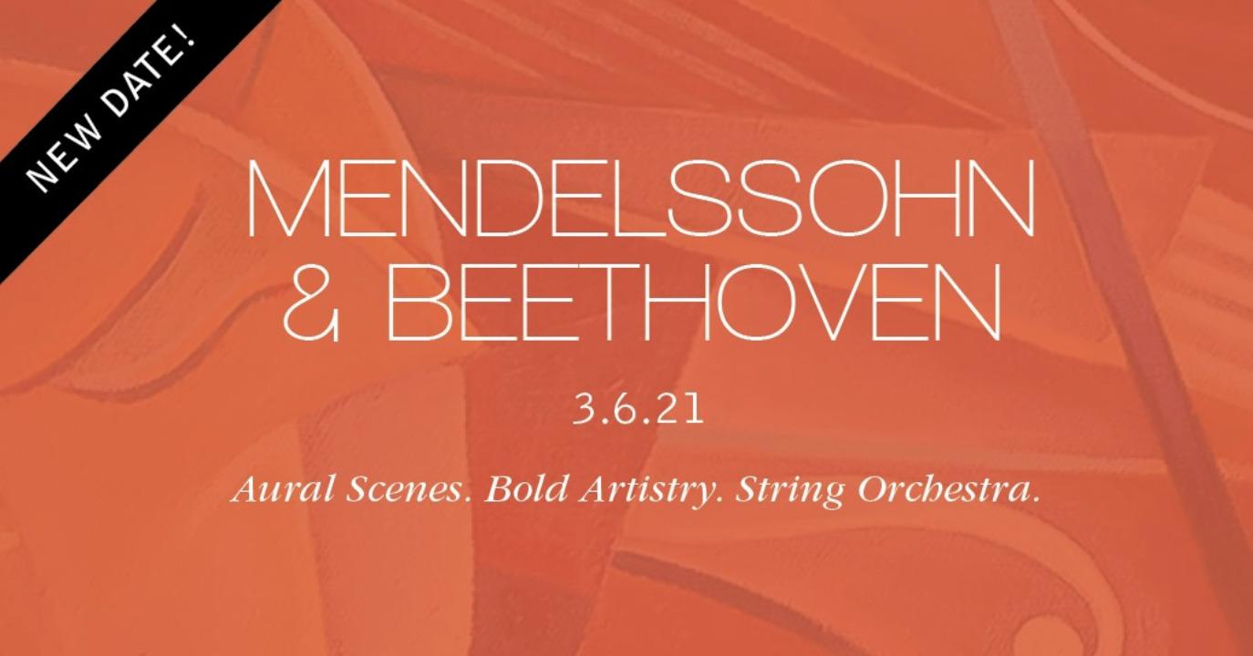 Mississippi Symphony Orchestra: Bravo III – Mendelssohn & Beethoven
