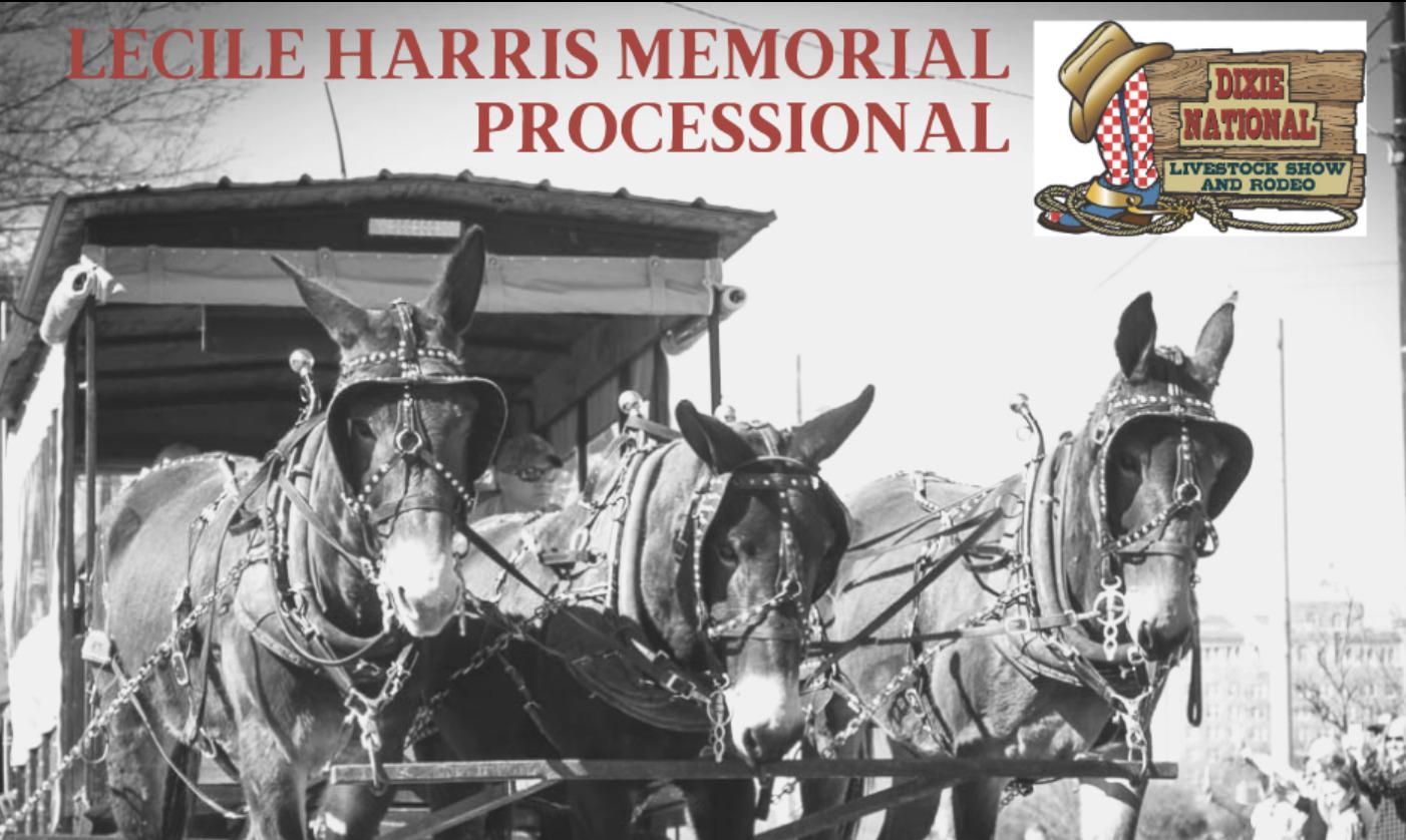 Lecile Harris Memorial Processional