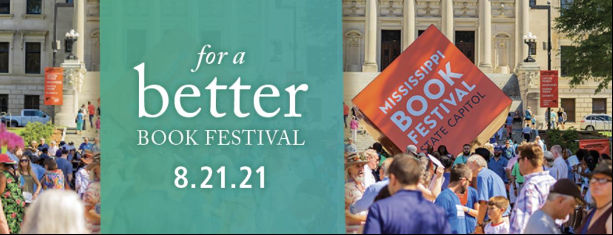 2021 Mississippi Book Festival