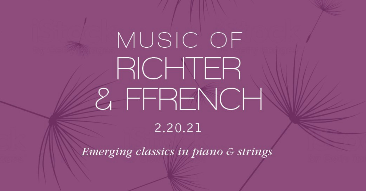 Mississippi Symphony Orchestra: Pops I – Music of Richter & Ffrench