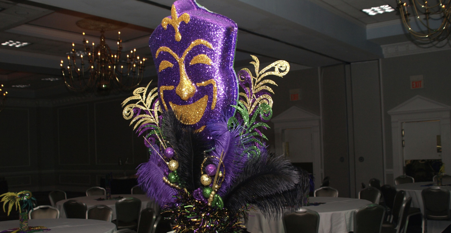 Mardi Gras Drawdown