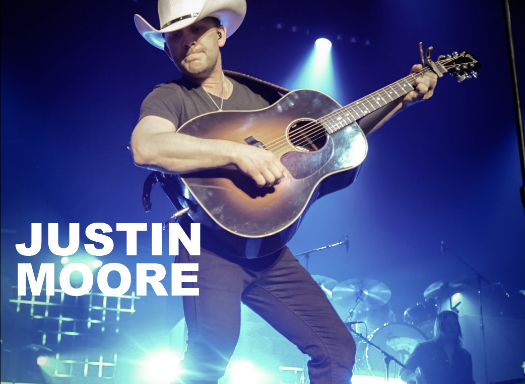 JUSTIN MOORE | Dixie National