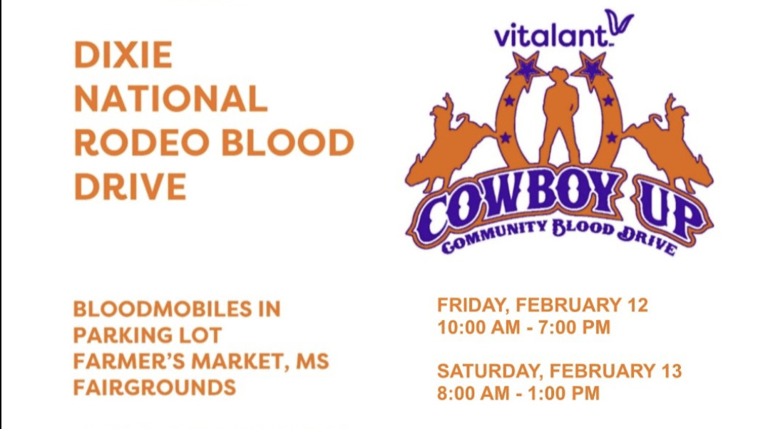 Dixie National Blood Drive