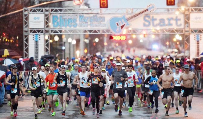 2021 Mississippi Blues Marathon