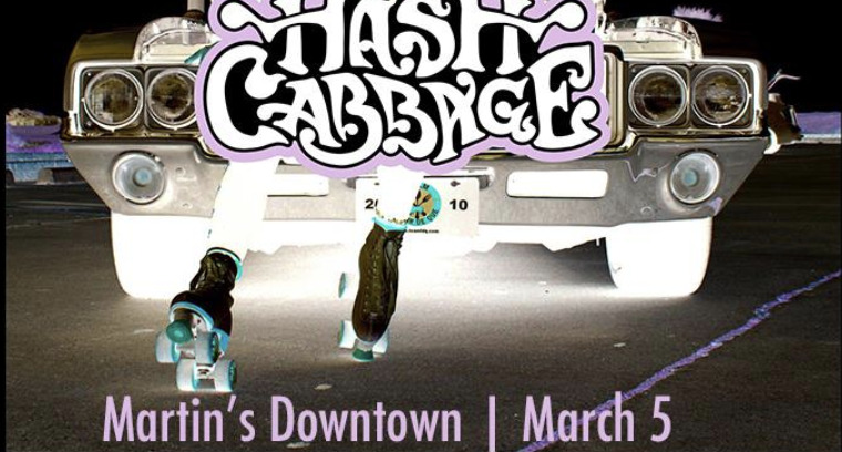 Hash Cabbage at Martin's Downtown