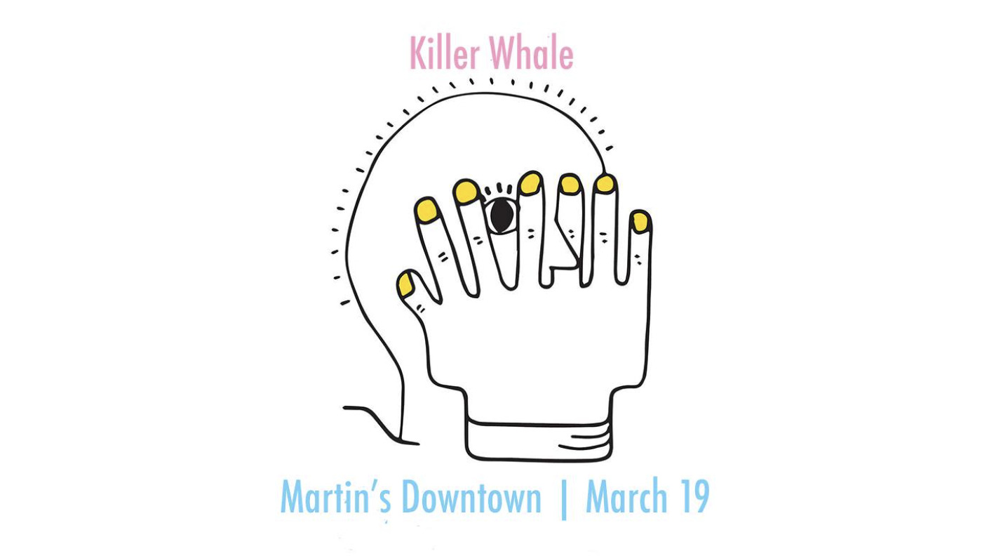 Killer Whale at Martin's Downtown