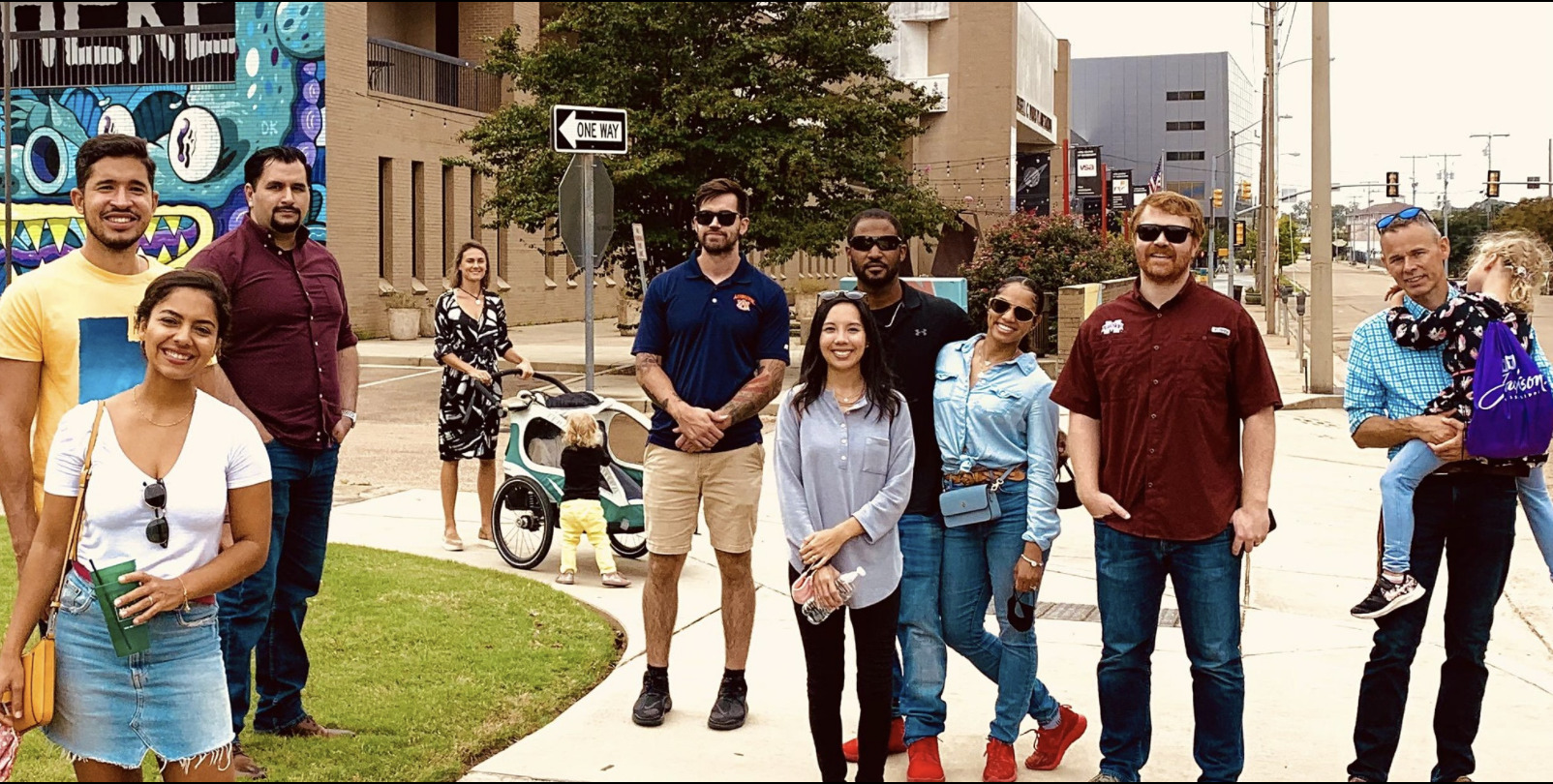 Good Friday Downtown Jackson Walking Tour w/ More Than a Tourist