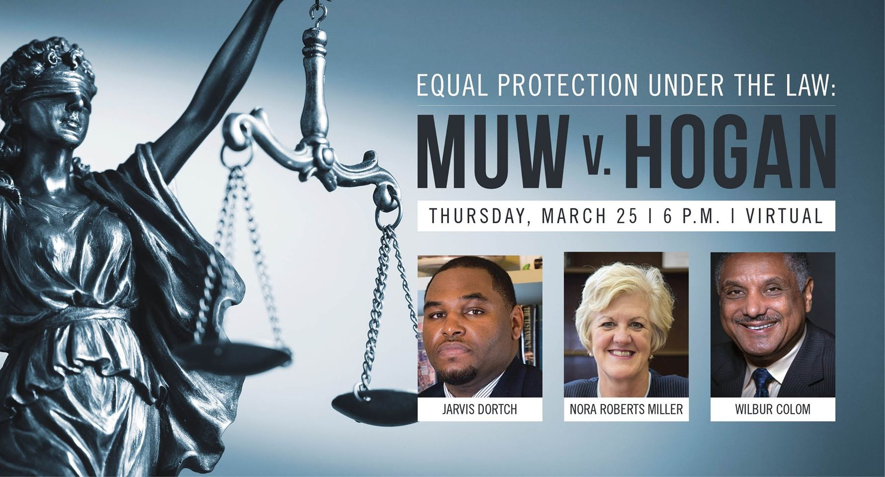 Equal Protection Under the Law: MUW v. Hogan