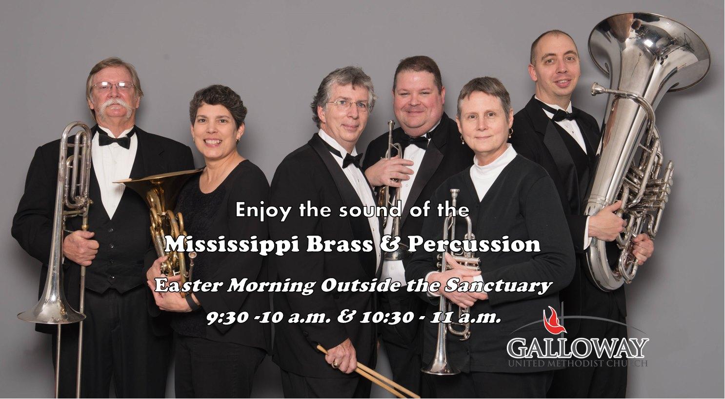 Mississippi Brass & Percussion