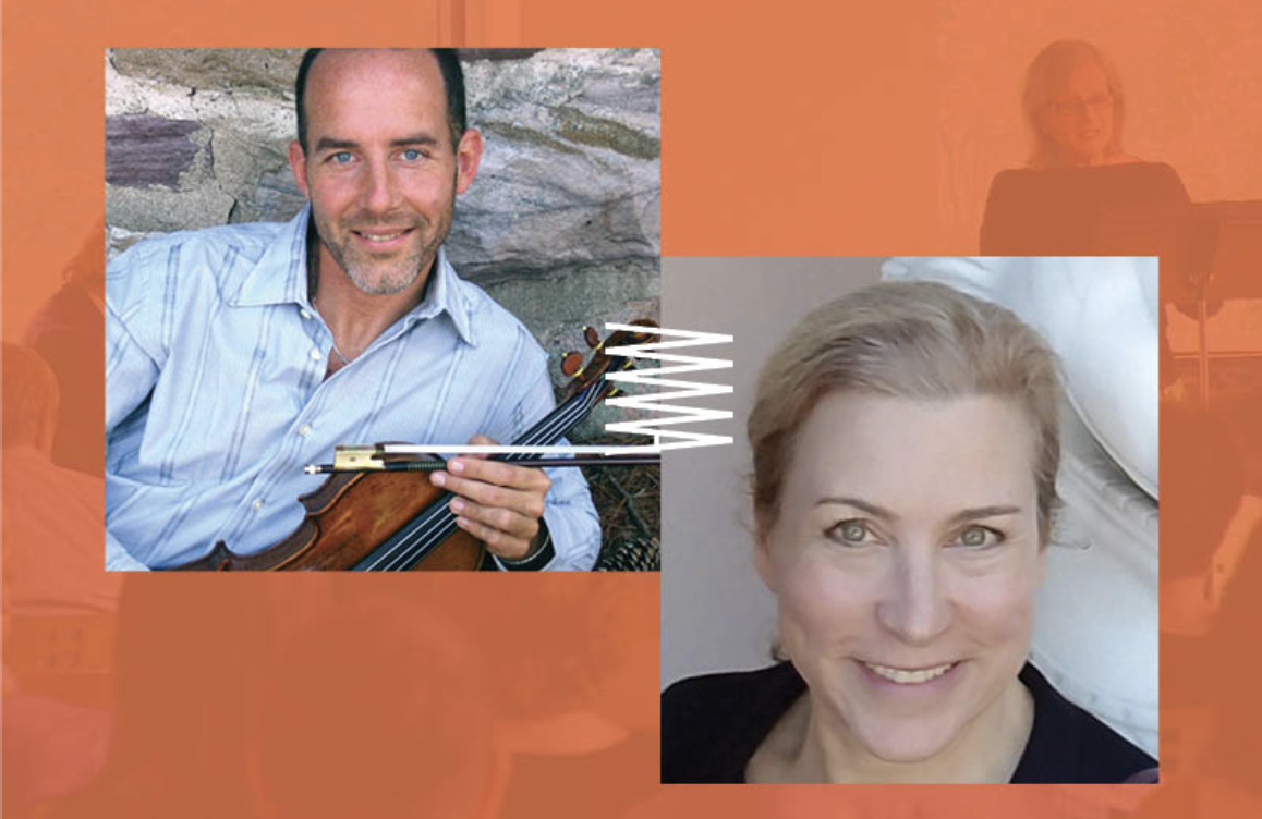 Music in the City | Stephen Redfield and Joanna Burnside
