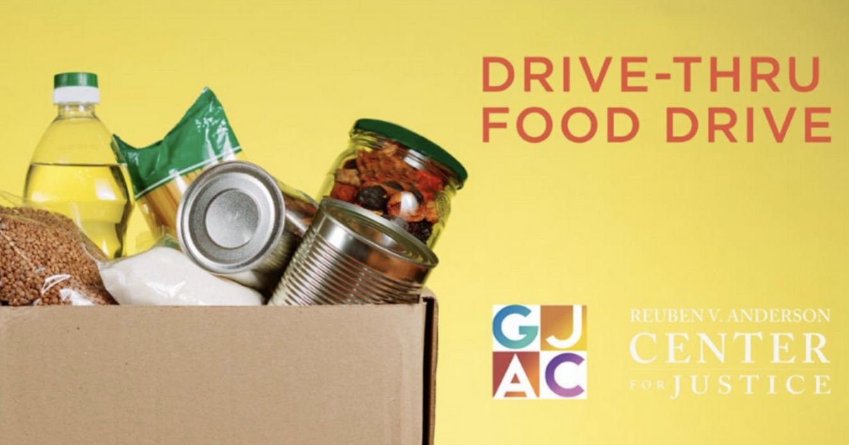 Drive-Thru Food Drive