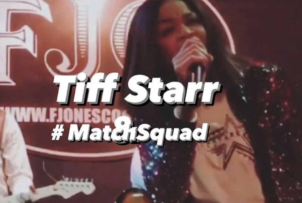 TiffStarr and ApratchSquad