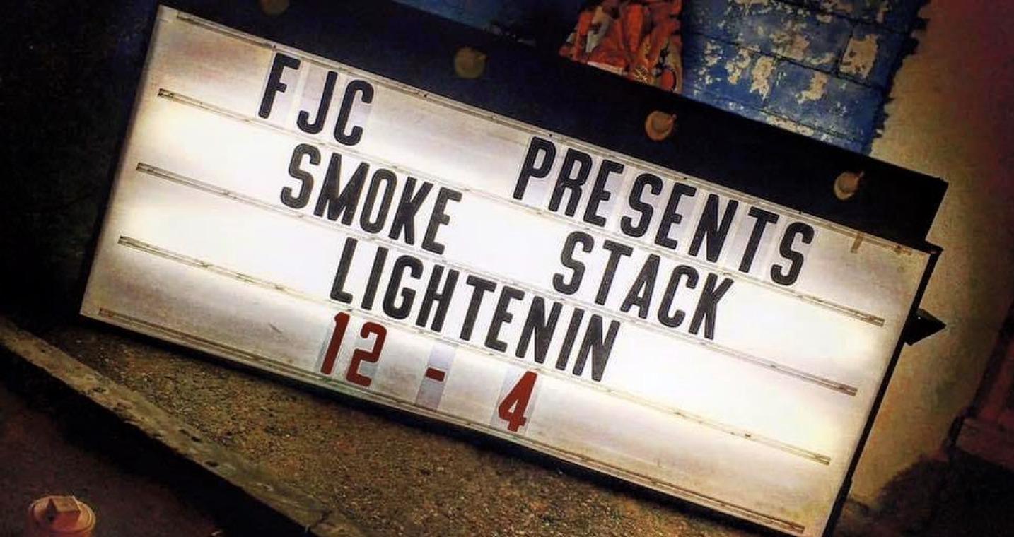 LIVE: Smoke Stack Lightnin'