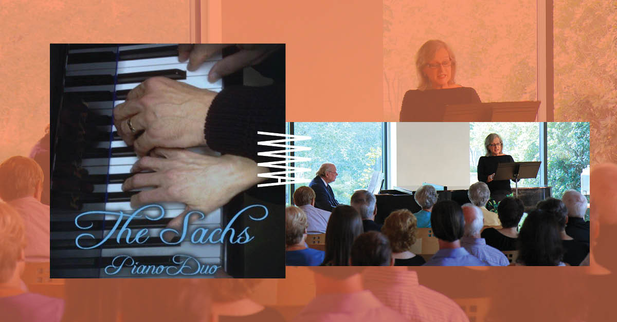 Music in the City | Sachs Piano Duo