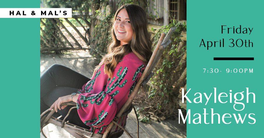 Kayleigh Mathews