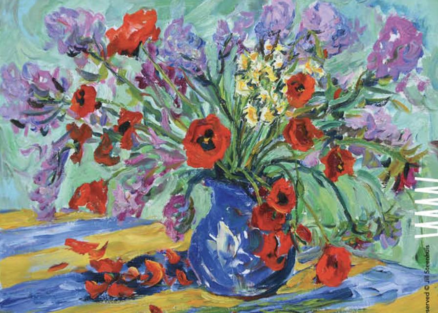Art, Soul, & Bloom!   The Garden Club of Jackson