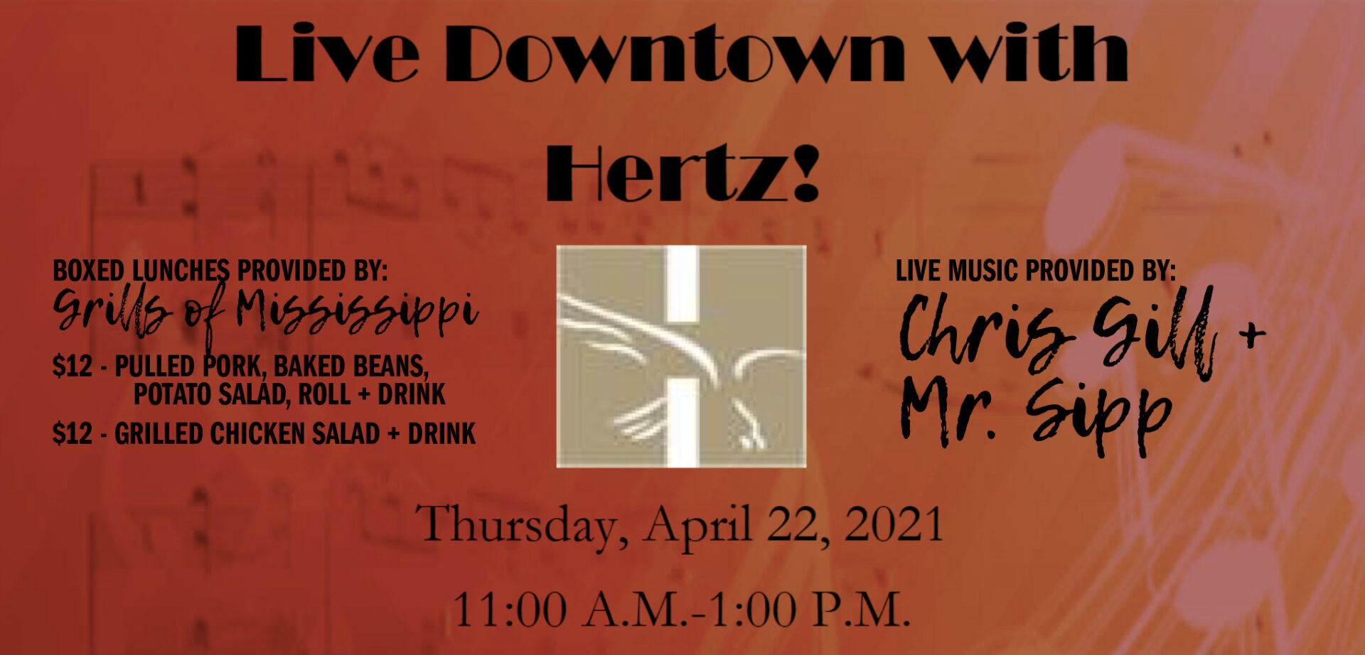 Live Downtown with Hertz!