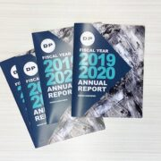 DJP INTRODUCES FY ANNUAL REPORT