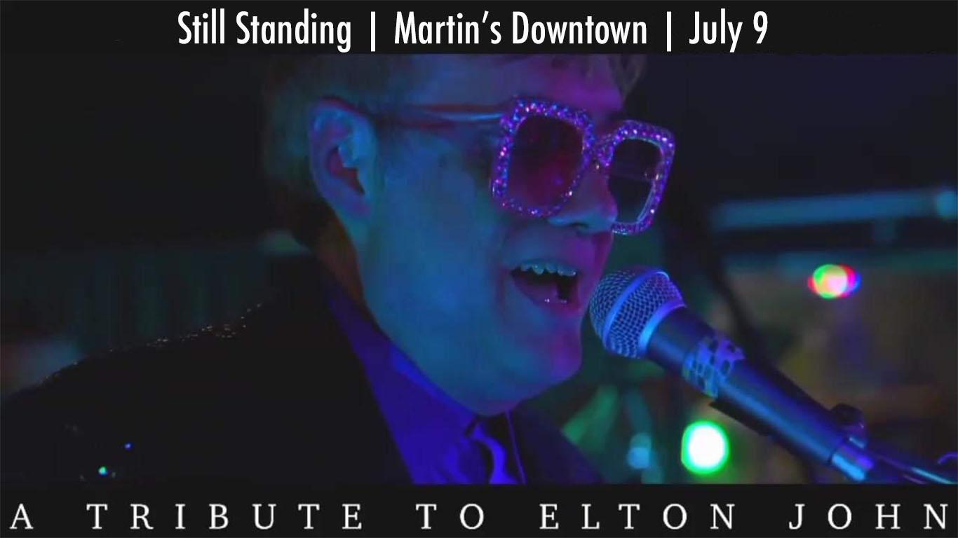 Still Standing: A Tribute To Elton John