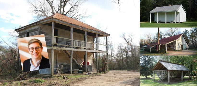 "History Is Lunch: Carter Burns, ""The Natchez Outbuilding Survey"""